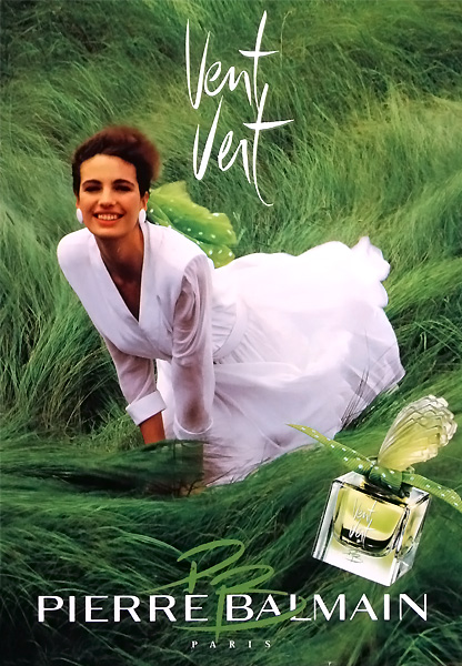 It's Easy To Love These Green Perfumes