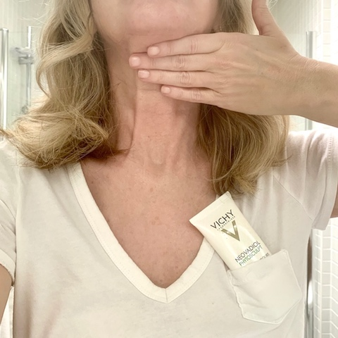 Hello, Guess What. It's Time For A Neck Cream: Vichy Neovadiol Phytosculpt Review